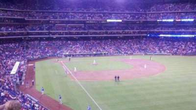 Citizens Bank Park secção 207