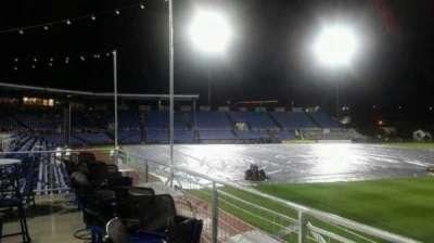 NYSEG Stadium secção deck