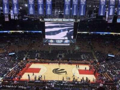 Scotiabank Arena secção 321