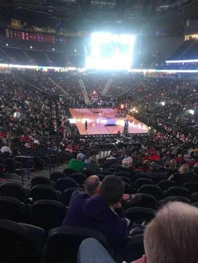 T-Mobile Arena secção 10