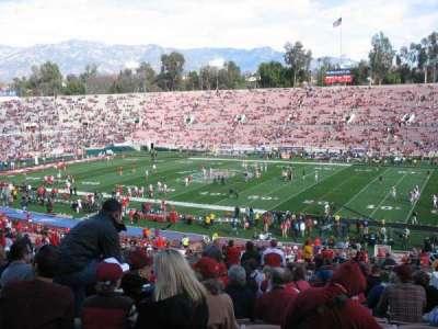 Rose Bowl secção 21-L