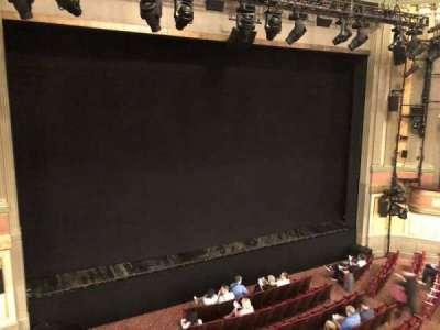 Neil Simon Theatre secção Front Mezzanine L