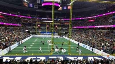 Capital One Arena, secção: 105, fila: T, lugar: 10