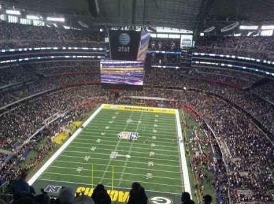 AT&T Stadium secção 426