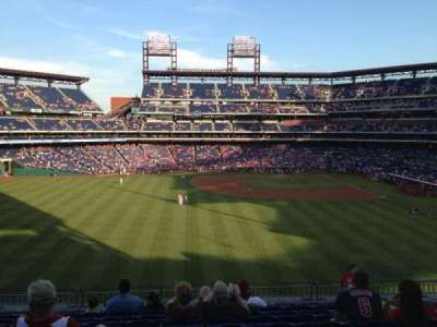 Citizens Bank Park secção 244