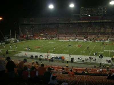 Miami Orange Bowl secção E