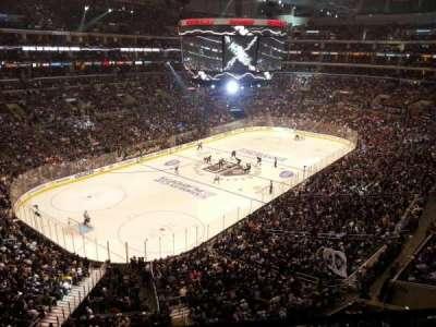 Staples Center secção Suite E8