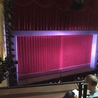 Samuel J. Friedman Theatre, secção: Mezz, fila: A, lugar: 1