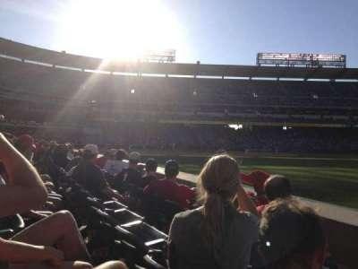 Angel Stadium secção F131