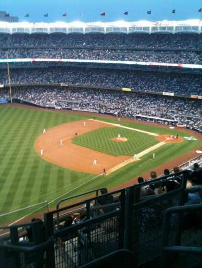 Yankee Stadium secção 430