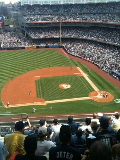 Yankee Stadium secção 424