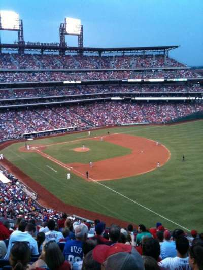 Citizens Bank Park secção 309