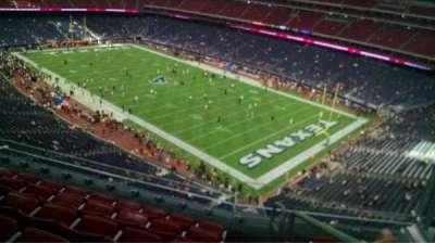 NRG Stadium secção 502