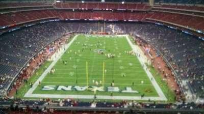 NRG Stadium secção 647