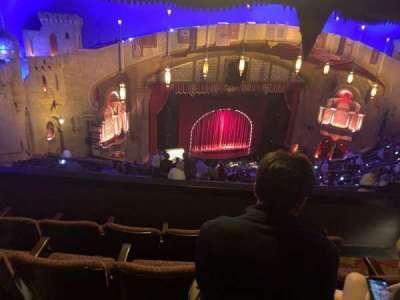 Fox Theatre (Atlanta), secção: Gallery Left C, fila: U, lugar: 37