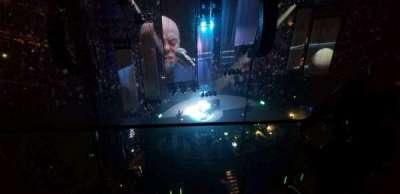 Madison Square Garden secção 319