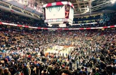 Scotiabank Arena secção 112