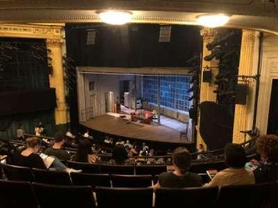 Hudson Theatre secção Dress Circle R