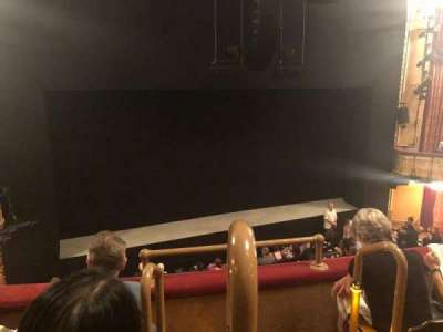 Bernard B. Jacobs Theatre secção Mezzanine L