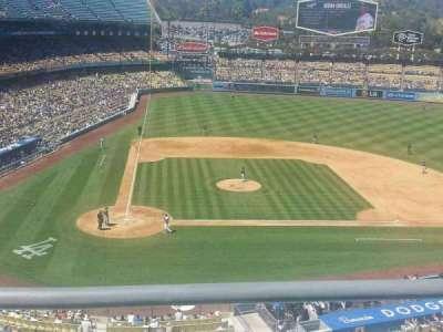 Dodger Stadium secção 8RS