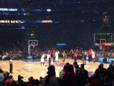 Madison Square Garden secção 1
