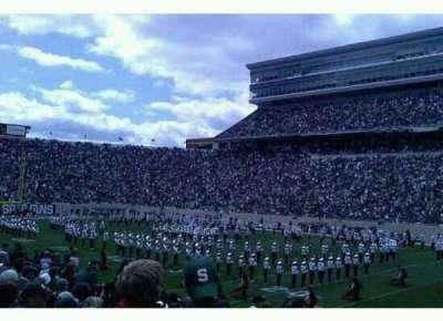 Spartan Stadium secção 6