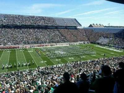 Spartan Stadium secção c10
