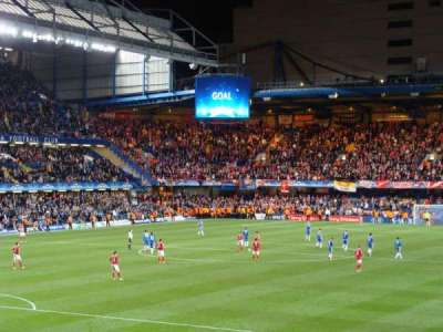 Stamford Bridge secção Matthew Harding Lower