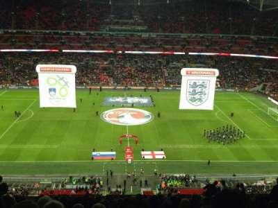 Wembley Stadium secção 501