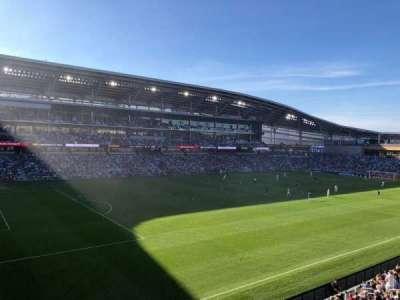 Allianz Field, secção: 117, fila: 2, lugar: 16