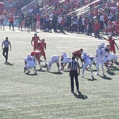 Bulldog Stadium, secção: 25, fila: 17, lugar: 16