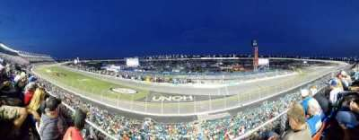 Daytona International Speedway, secção: 369, fila: 2, lugar: 12