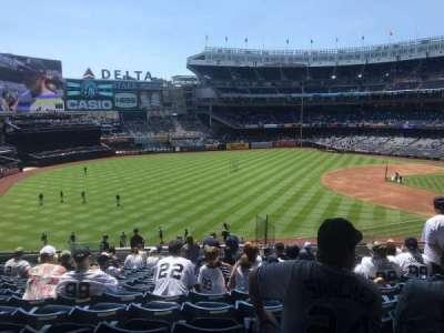 Yankee Stadium secção 229