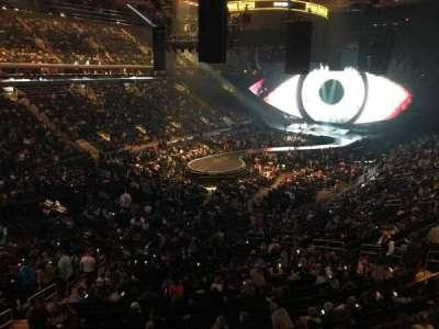 Madison Square Garden secção 207