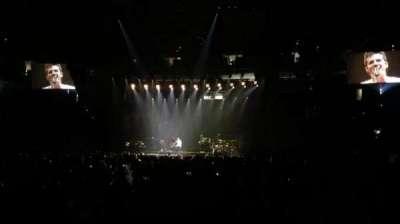Oakland Arena secção 2