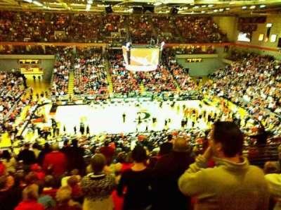 Fifth Third Arena, secção: 223