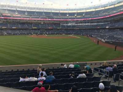 Yankee Stadium secção 235