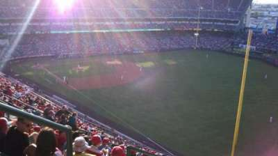 Angel Stadium secção V536