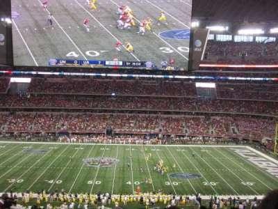 AT&T Stadium secção C336