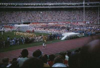 Olympic Stadium, Montreal secção H