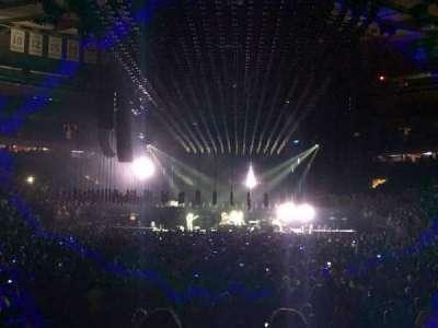 Madison Square Garden secção 2