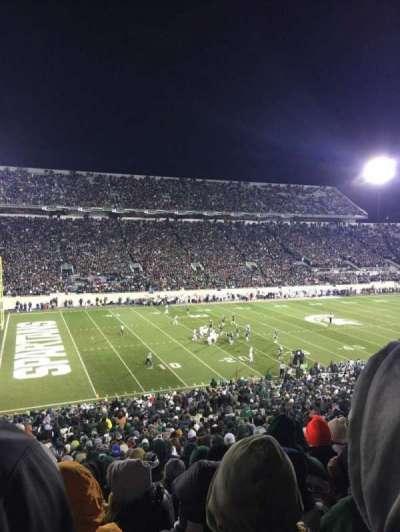 Spartan Stadium secção 27