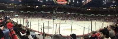 Joe Louis Arena secção 107