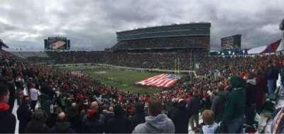Spartan Stadium secção 4