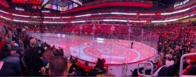 Little Caesars Arena secção 106