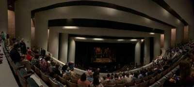 Cobb Great Hall secção Tier