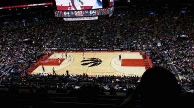 Scotiabank Arena secção 308