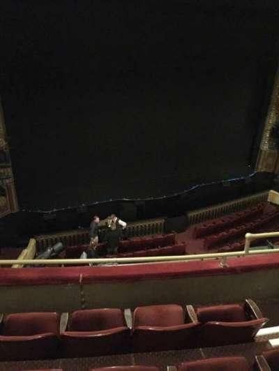 Palace Theatre (Broadway), secção: Mezz, fila: C, lugar: 7