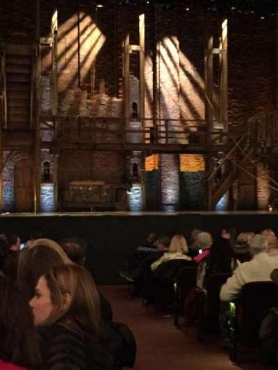 CIBC Theatre, secção: Orchestra L, fila: N, lugar: 2