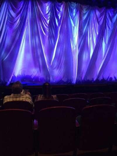 Ziff Ballet Opera House at the Arsht Center, secção: Orch, fila: B, lugar: 101